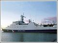 Новый пограничный корабль для ФСБ РФ