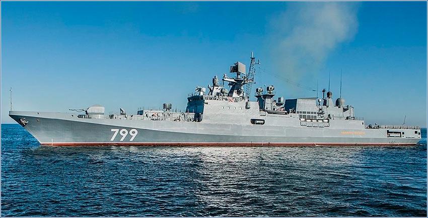 «Адмирал Макаров» завершил испытания