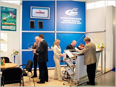 Восьмая международная выставка «НЕВА 2005»