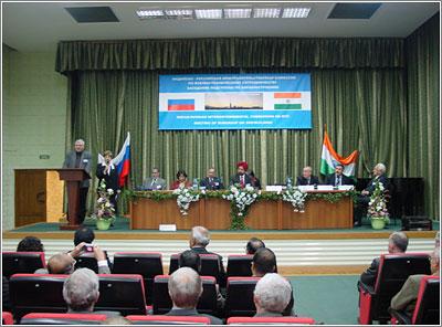 Восьмое заседание подгруппы по судостроению Российско-Индийской межправительственной комиссии по военно-техническому сотрудничеству